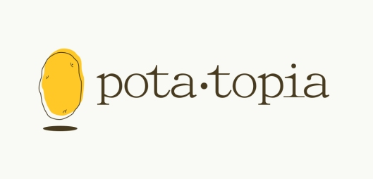 logo potatopia