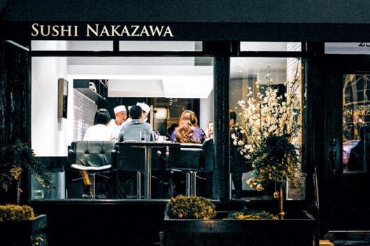 front sushi